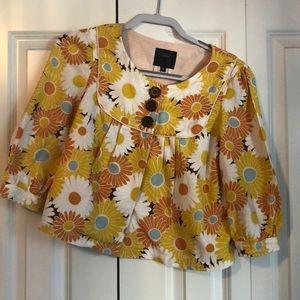 Super Cute Sanctuary Brand Vintage Style Jacket